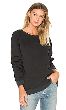 Alex Sweatshirt in Ash Black
