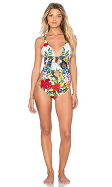 Mystic Garden Bendito Polen One Piece in Multi