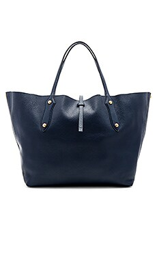 Large Isabella Tote in Navy