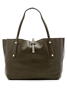Small Isabella Tote in Olive