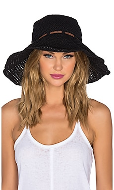 Nikki Hat in Black
