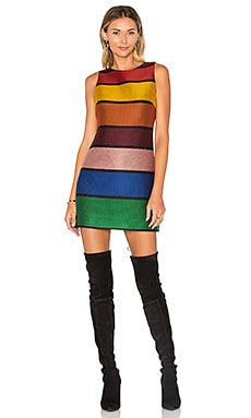 Clyde Aline Shift Dress in Multi