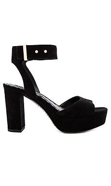 Parker Sandal in Black