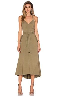 Frank Dress in Army