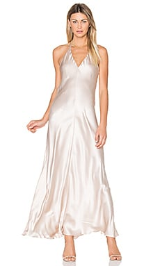 x REVOLVE Ariana Maxi Dress in Bone