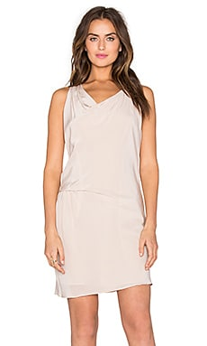 Athena Dress in Bone