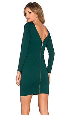 Gigi Dress in Evergreen