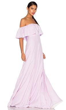 Delilah Maxi Dress in Lilac