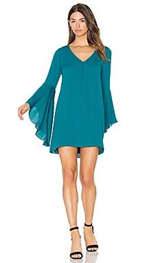 Jean Dress in Jade