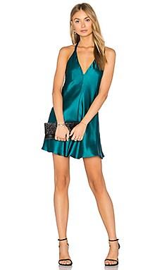 Troy Dress in Jade