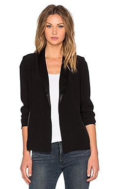 Holiester Blazer in Black