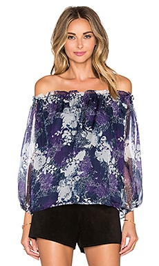 Rhiannon Top in Space Flower
