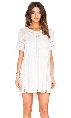 Astrid Mini Dress in Casa Blanca