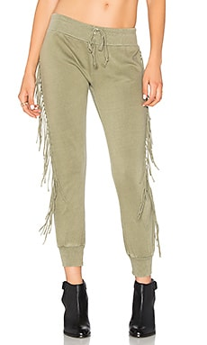 Cascade Pant in Army Green