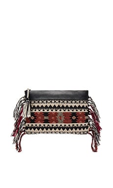 Lynden Clutch in Multi