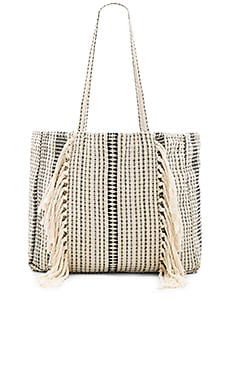Golden Hour Tote in Black Sands