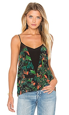 Tropical Tank in Tropical Print