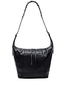 Janis Shoulder Bag in Black