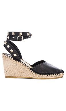 Winona Heel in Black