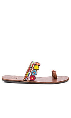 Mabha Sandal in Multi