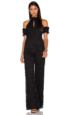 Izza Jumpsuit in Black