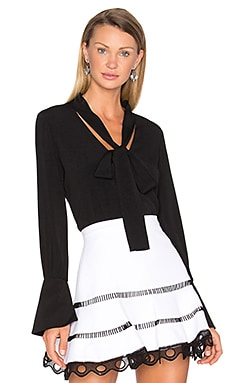 Diana Blouse in Black