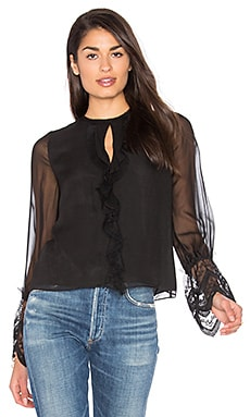 Luma Top in Black