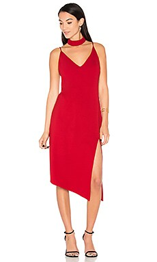 Nena Dress in Red