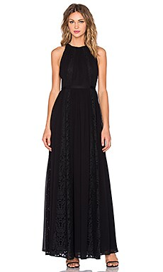 Gypsy Dress in Black