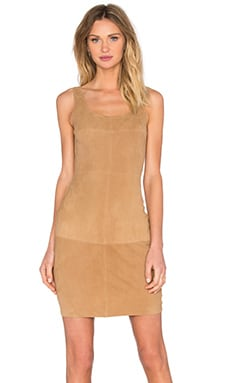 Nomad Dress in Camel