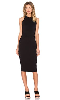 Agdal Dress in Black