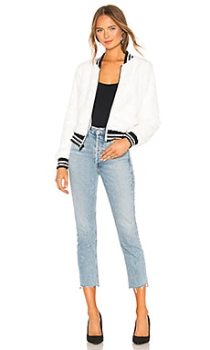 Back Country Faux Fur Bomber JacketBailey 44
