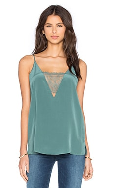 Tulip Top in Jade