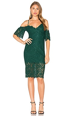Karlie Lace Dress in Alpine