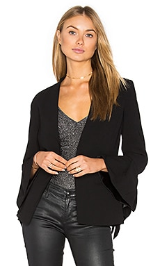 Bambi Blazer in Black