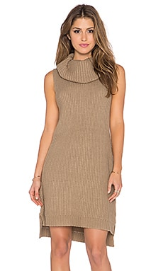Marisa Sweater Dress in Churro