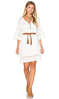 Gerado Dress in Ivory