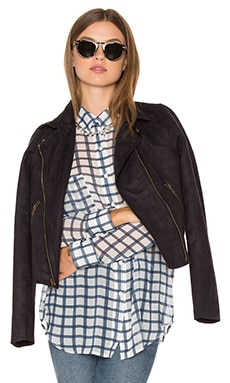 Jack By BB Dakota Calipatria Jacket in Black