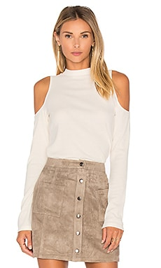 Jack By BB Dakota Gretal Top in Ivory