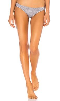 Naomi Bikini Bottom in Grey Heather