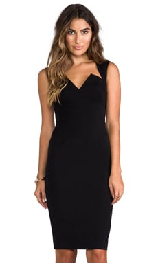 Laurence Dress in Black