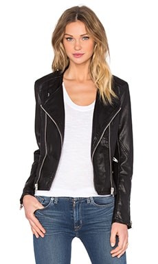 Zip Moto Jacket in From the Heartless