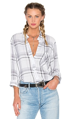Shirt Tail Button Down in Ashland Plaid