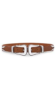 Gaucho Waist Belt in Luggage
