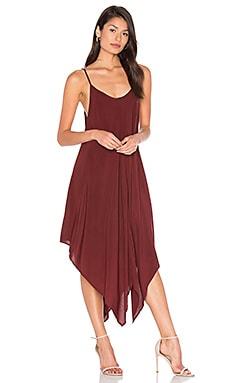 Sundown Maxi Dress in Cinnamon
