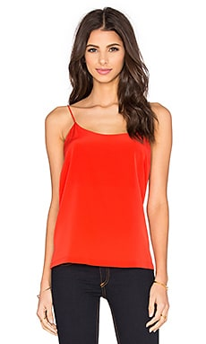 Classic Cami in Flame Red