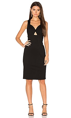 BLACK Bodycon Dress in Black
