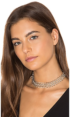 Chain Choker in Silver