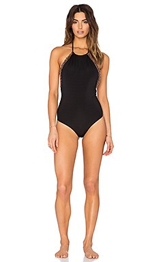 x LUV AJ Stella One Piece in Black