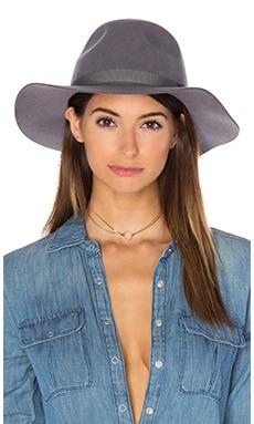 Dalila Hat in Light Grey
